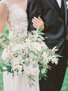 bridal bouquet from Topiary219
